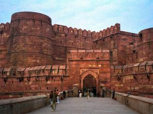 Agra Fort A Glorious Symbol Of Power Resilience And Strength