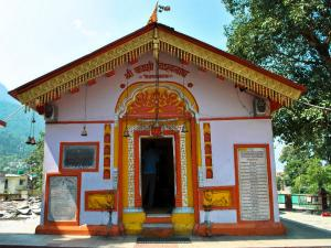 Kashi Vishwanath Temple One Of The Sacred Pilgrimages In Northern India