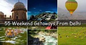Delhi Weekend Getaways
