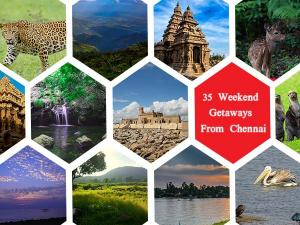 Chennai Weekend Getaways