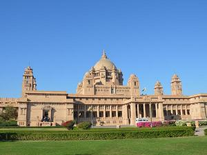 Experiencing Exotic Rajasthani Ambience At The Umaid Bhawan Palace