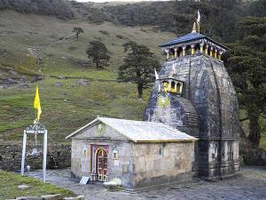 The Beauty Of Panch Kedar At Madhyamaheshwar Temple