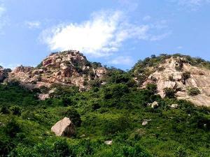 Ajodhya Hills A Beautiful Shadow Of Chota Nagpur Plateau