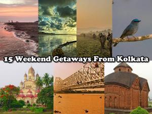 Kolkata Weekend Getaways