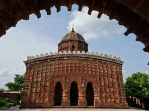 Kolkata To Bishnupur Behold The Beauty Of Terracotta Buildings