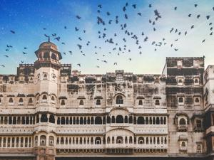 Rampuria Havelis A Visit To The Grand Red Mansions Of Bikaner Rajasthan