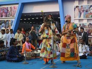 Bauls Of Bengal The Music Cults And Their Yearly Carnivals