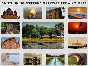 Kolkata Weekend Getaways
