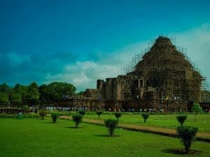 Visakhapatnam To Konark To The Town Of Sun God