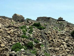 Krishnagiri Fort Narrating The Legends Of Indian History