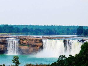 Visakhapatnam To Jagdalpur To The Industrial Land With Waterfalls And Parks
