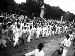 Quit India Movement Places Where This Uprising Took Place On A Large Scale
