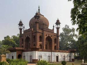 All About The Red Taj Mahal John Hessing Tomb Agra