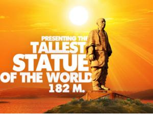 All About The Statue Of Unity In India The Tallest Statue In The World