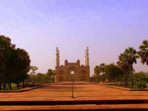 Akbar S Tomb Agra Travel Guide History How Reach