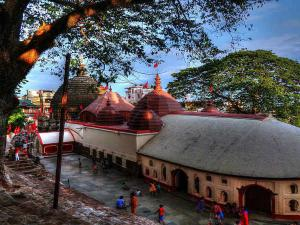 Must Visit Temples While Guwahati Assam