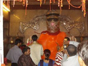 Khajrana Ganesh Temple Indore History Timings How Reach