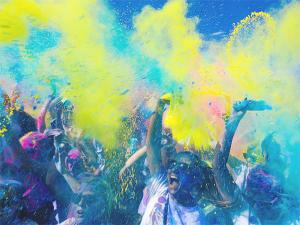 Places To Celebrate Holi In India