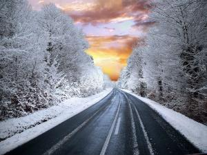 Winter Road Trips In India