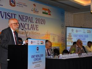 Visit Nepal 2020 Conclave Held In Bangalore Key Points