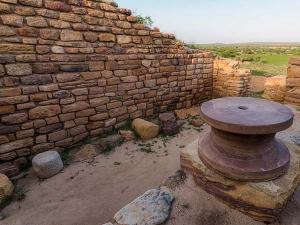 Dholavira India S 40th Unesco World Heritge Site