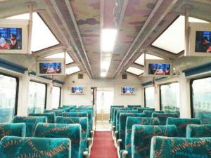 Karnataka S First Vistadome Coach Service Begins Maiden Journey