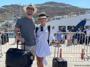 International Destinations Has Summer Tourism In Greece Bounced Back Amid The Pandemic Dw News