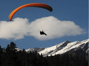 Paragliding Spots Himachalpradesh