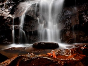 Waterfalls Chikmagalur Indescribable Charm