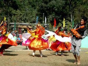 Sikkim Winter Carnival