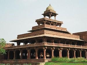 Places Visit Fatehpur Sikri Uttar Pradesh