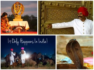 Things That Only Happen India