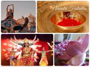 Navratri Celebrations Sights India 000913 Pg