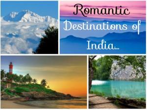Most Romantic Destinations India