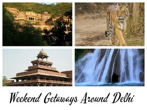 Weekend Getaways Around Delhi