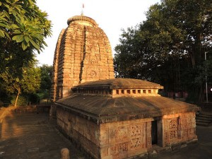 Shiva Temples Bhubanehswar