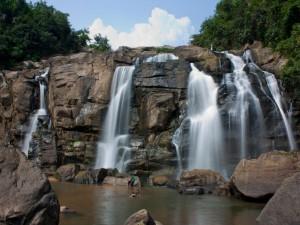 Famous Waterfalls Jharkhand