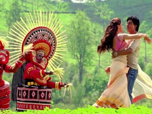 South Indian Shooting Locations Bollywood Songs