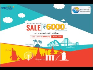 Get Rs 5000 Off On Holiday Packages Thomas Cook