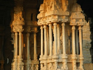 Musical Pillars In South India