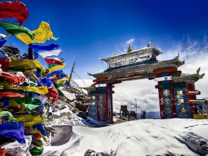 Major Places In North East India
