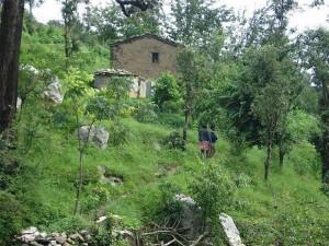 Dronagiri In Uttarakhand