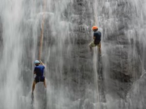 Top Places Waterfall Rappelling In India