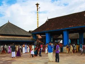 Navratri Utsav Chottanikkara Bhagavathy Temple In Kerala