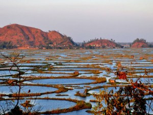 Seven Wonder Places Of India Loktak Lake In Manipur