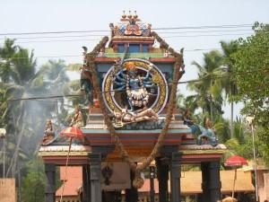 Navratri Utsav Vellayani Devi Temple Kerala