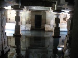 Underground Shiva Temple In Hampi
