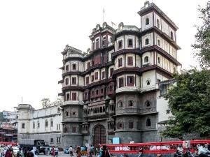Rajwada Historical Palace Madhya Pradesh