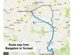 Rejoiceful Travel Trip From Bangalore Yercaud