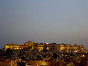 Travel The Jaisalmer Fort Rajasthan